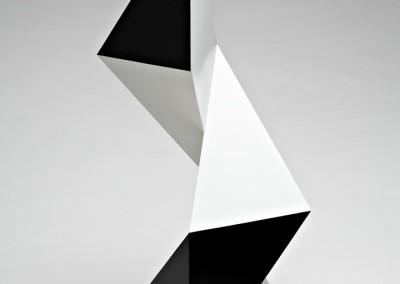 david bill, kubengleichung, vom quadrat zum spitz, 2007